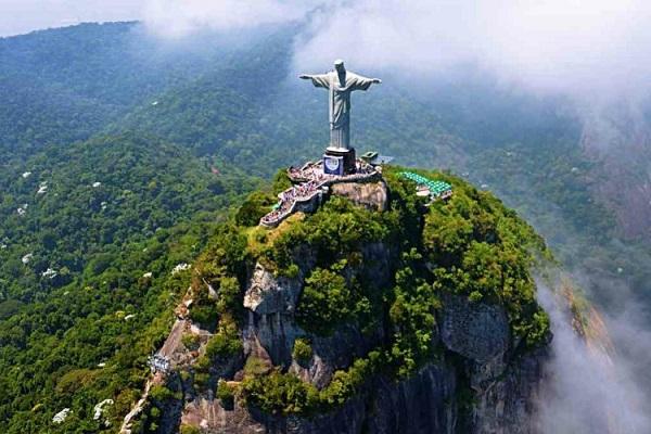 عجایب هفتگانه جدید جهان؛ تندیس مسیح