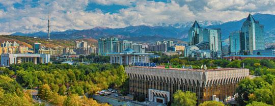 آلماتی ؛ جاذبه ایی ارزان برای ایرانیان