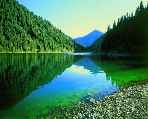دریاچه آلماتی