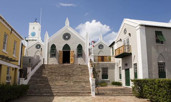 سنت جورجز، برمودا