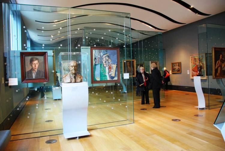 گالری ملی پرتره لندن (The National Portrait Gallery)