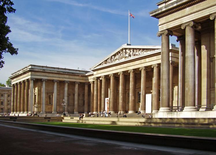 موزه بریتانیا (The British Museum)