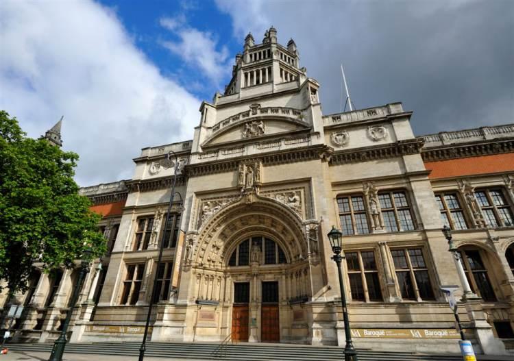 موزه ویکتوریا و آلبرت (The Victoria and Albert Museum)
