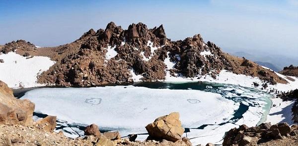 دریاچه سبلان | اردبیل