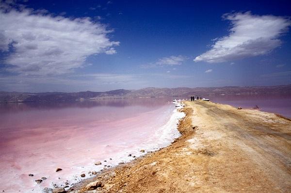 دریاچه مهارلو | شیراز
