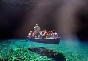 دریاچه ایی که زلال ترین آب جهان را دارد