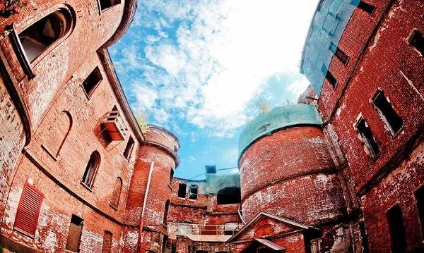 قلعه طاعون سن پترزبورگ