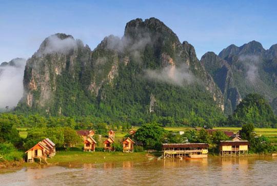 قایق سواری در معروف ترین رودهای جهان