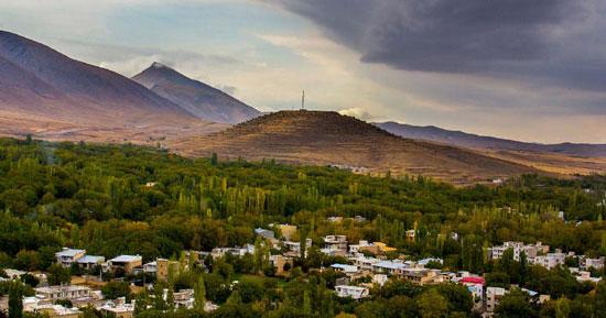 ایرانگردی در تابستان
