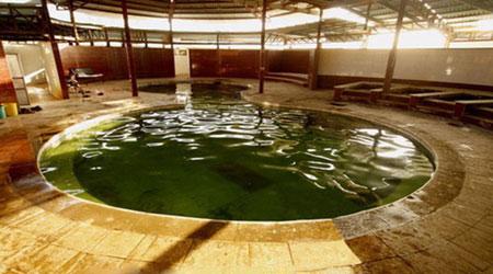 چشمه های آب گرم دهلران