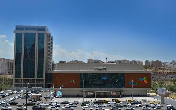 افتتاح هتل 5 ستاره لاله پارک در تبریز