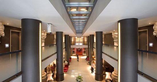 هتل های مقدس