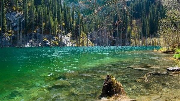 دریاچه کیندی، قزاقستان
