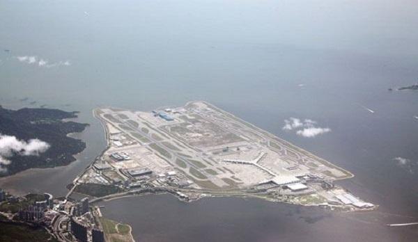 فرودگاه بینالمللی هنگکنگ در هنگکنگ