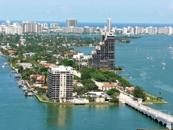 جزیره ونتین (Venetian) فلوریدا آمریکا