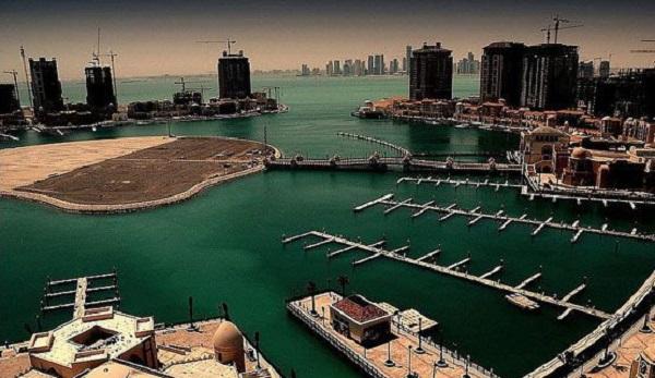 جزیره مروارید (The Pearl) در قطر