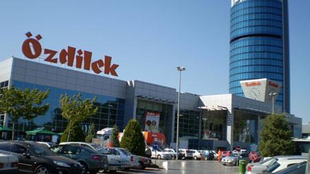 مرکز خرید Özdilek استانبول