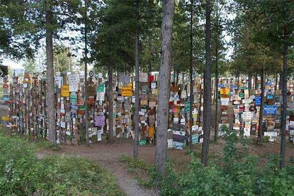 واتسون لیک ، کانادا
