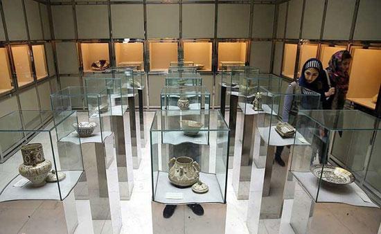 موزه آبگینه: موزه تخصصی شیشه و سفال