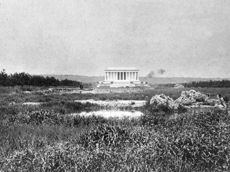 بنای یادبود لینکلن