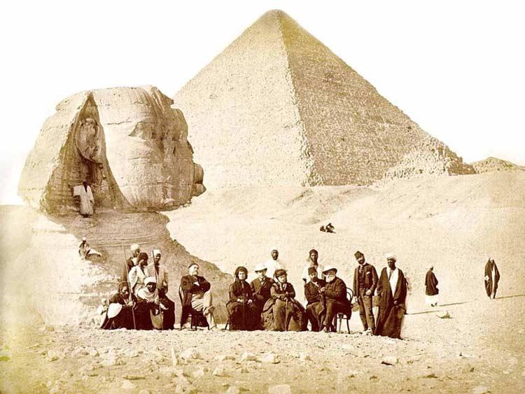 مجسمه ابوالهول مصر