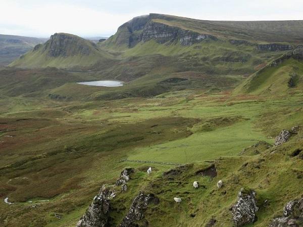 جزیره اسکای در اسکاتلند
