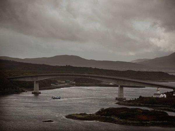 جزیره زیبای اسکای در اسکاتلند