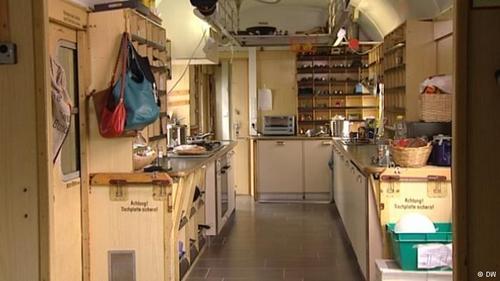 خانه های عجیب و غریب در اروپا