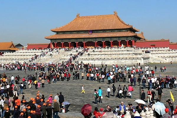 شهر ممنوعه در چین
