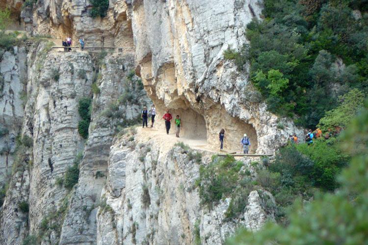 دره ای رویایی در شهر کاتالان اسپانیا