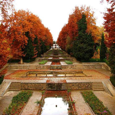 مشهور ترین باغ های ایرانی