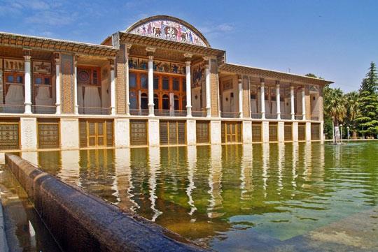 باغ عفیف آباد (گلشن) شیراز