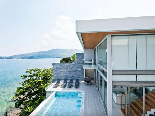 لوکسترین خانههای اجارهای در جهان