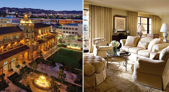 هتل مونتاژ، بورلی هیلز