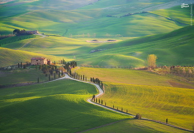 توسکانی بهشتی در ایتالیا