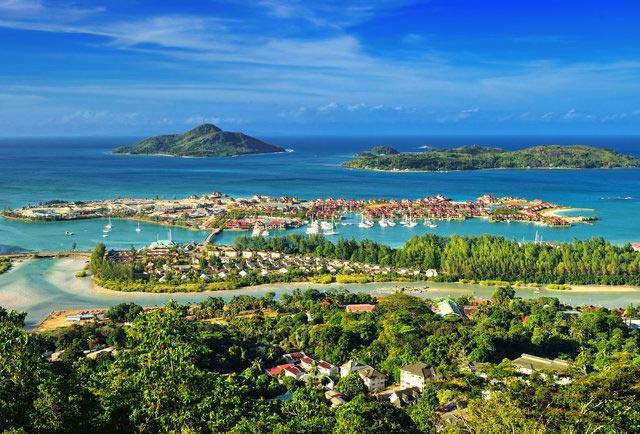 سیشل (The Seychelles)