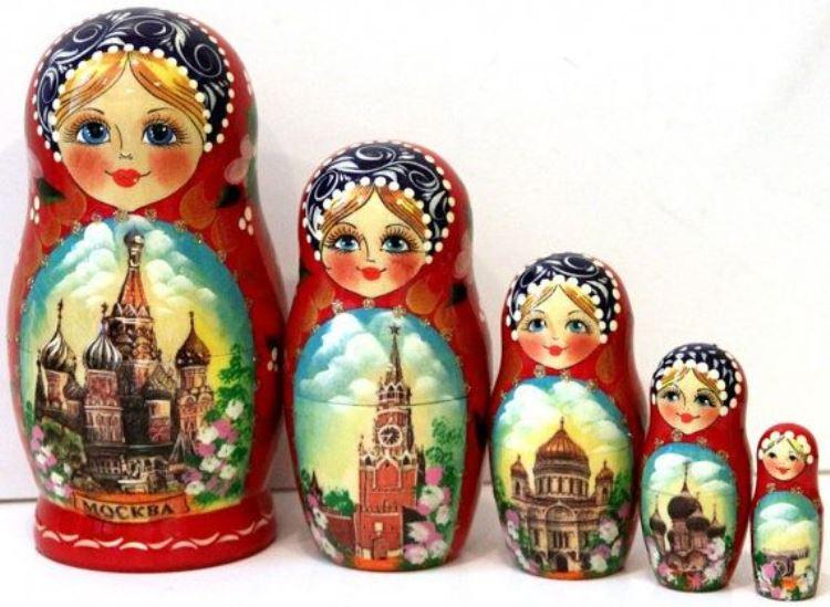 سوغات روسیه چیست ؟