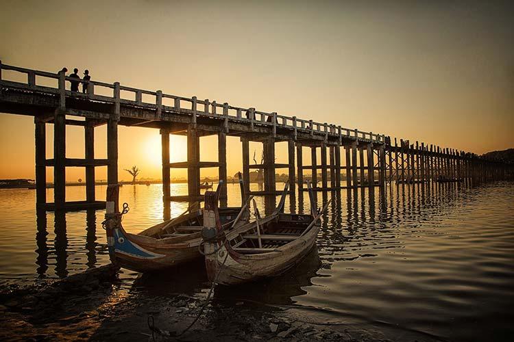 پل یو پین (U Pain)، میانمار