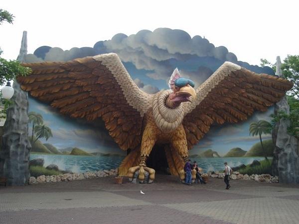 افتلینگ بزرگترین شهر بازی هلند
