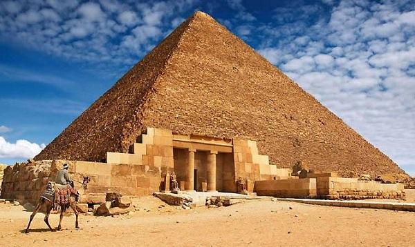اسرار جدید کشف شده از اهرام مصر
