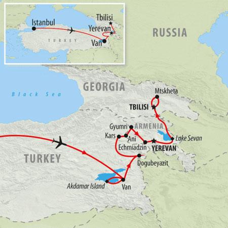 تمام دلایلی که باید به گرجستان سفر کنید