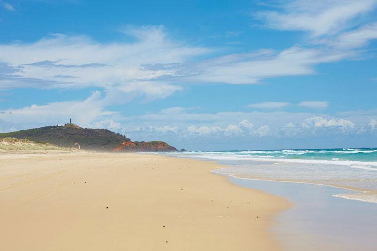 ساحل مانلی (Manly Beach)