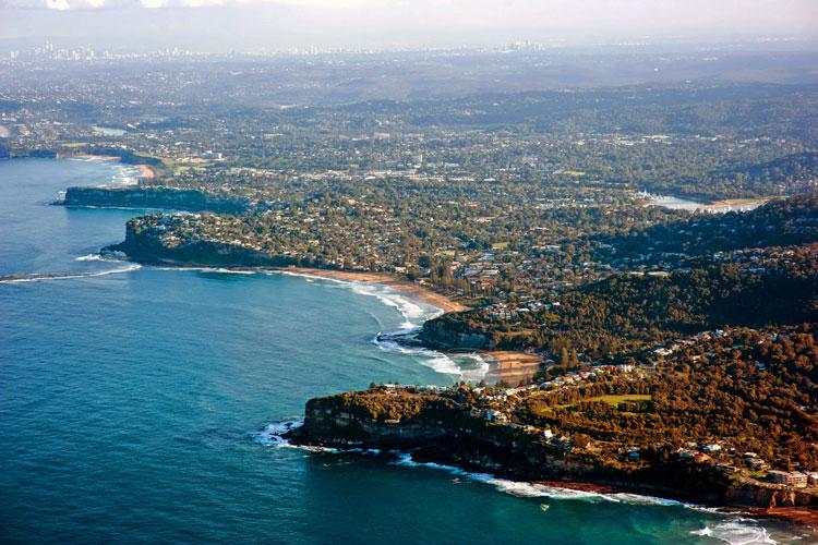 ساحل (Balmoral Beach)
