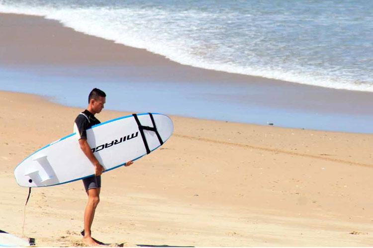 ساحل میلک (Milk Beach)