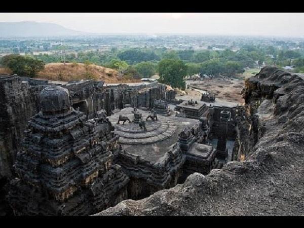 معبد کایلاسا : با تکنولوژی نامعلوم و ساختار فناناپذیر