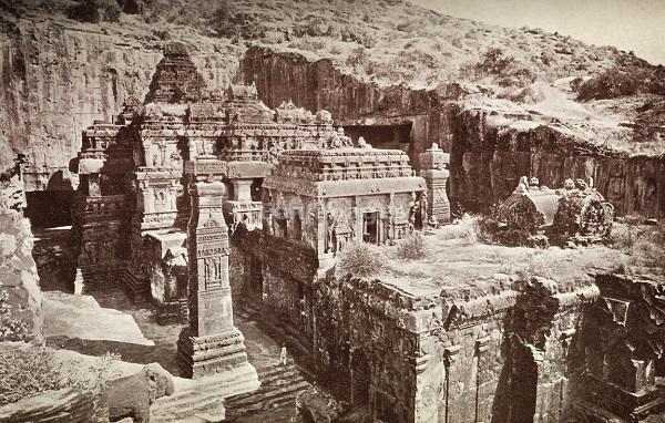 معبد دیدنی کایلاسا