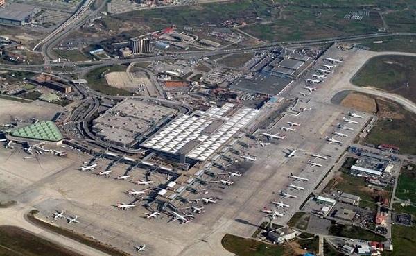 ساخت بزرگ ترین فرودگاه جهان در استانبول