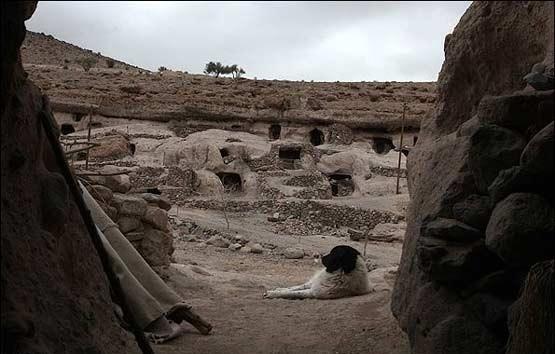 روستای باستانی و شگفت انگیز میمند