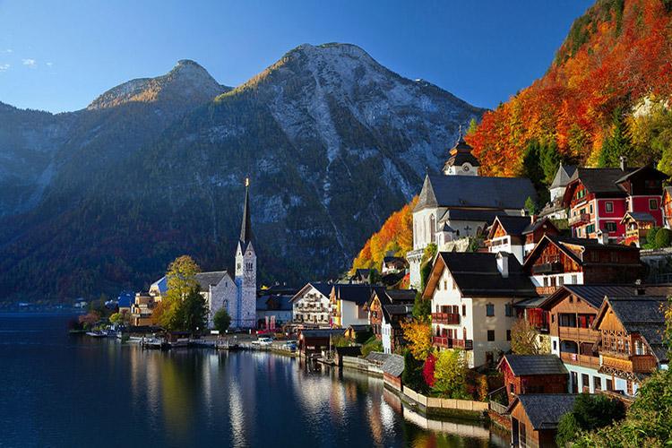 هالاشتات، اتریش
