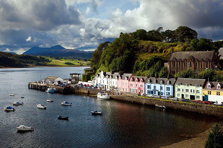 پورت ری، اسکای، اسکاتلند